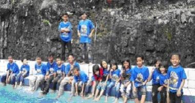 Piknik ke Gunung Geulis Puncak Bersama Donatur